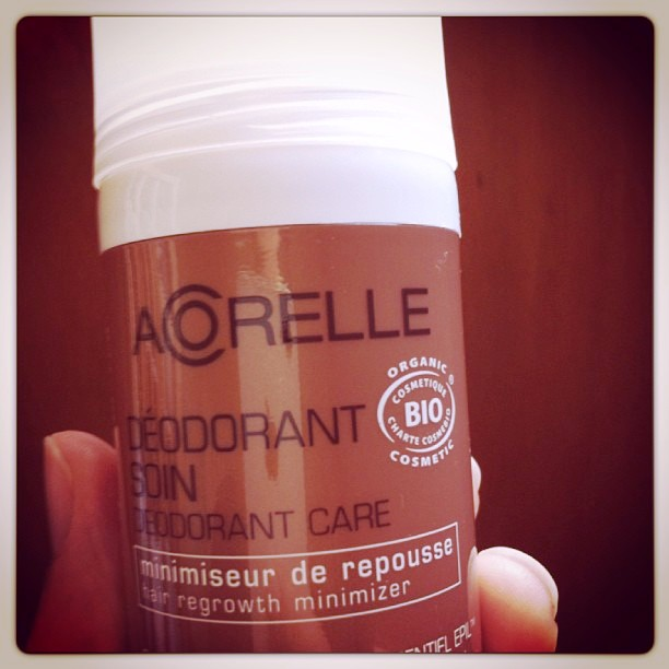 Acorelle Hair Regrowth Minimizer Deodorant