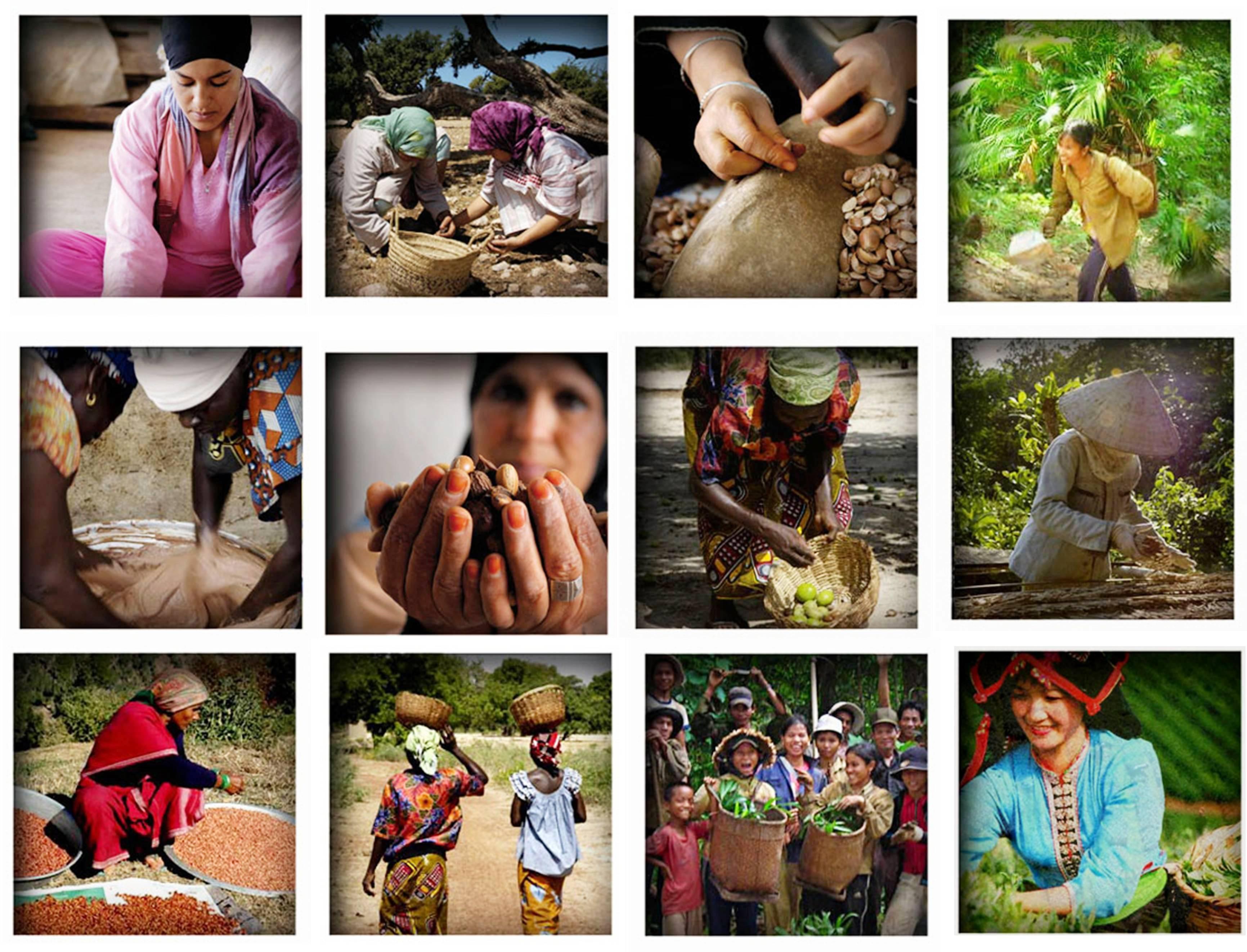 Terre d'Oc gir kvinner muligheter