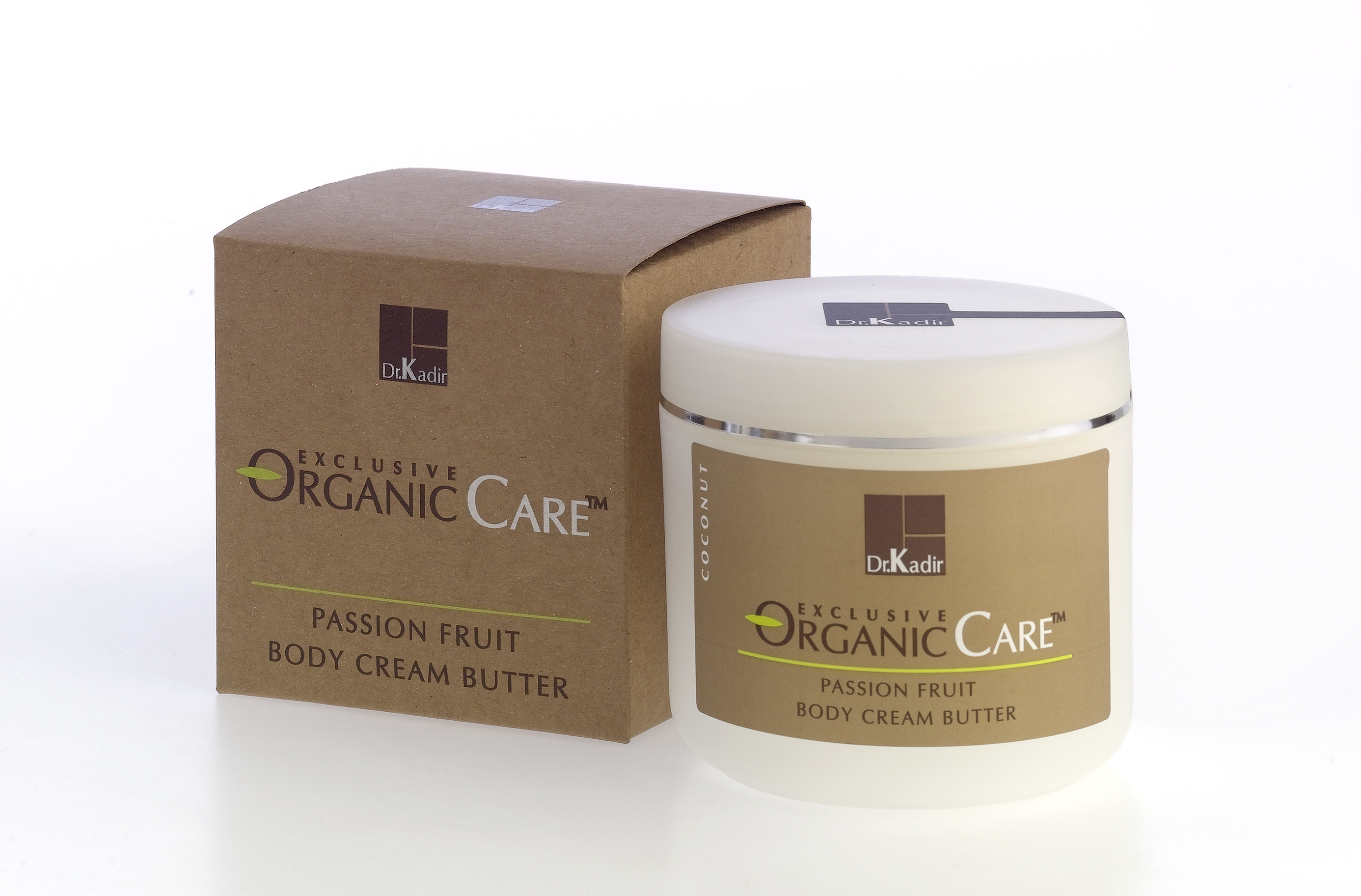 Dr. Kadir Passion Fruit Body Cream Butter Coconut