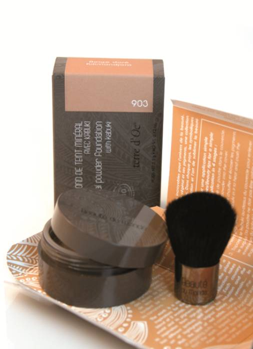 Terre d'Oc Mineral Foundation