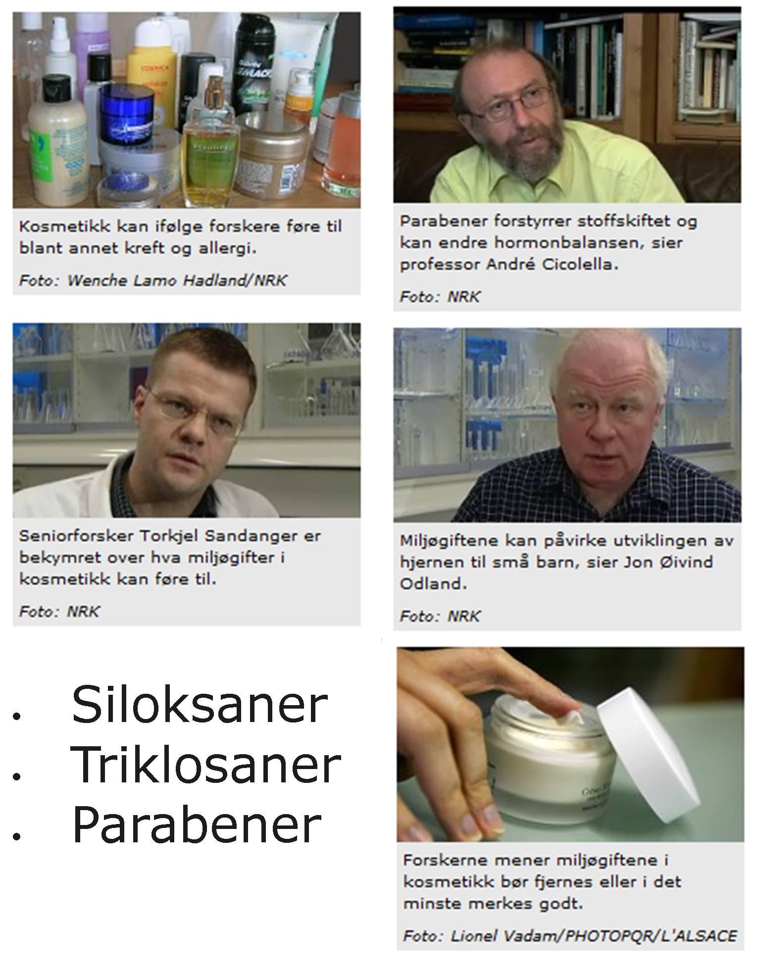 Forskere advarer!