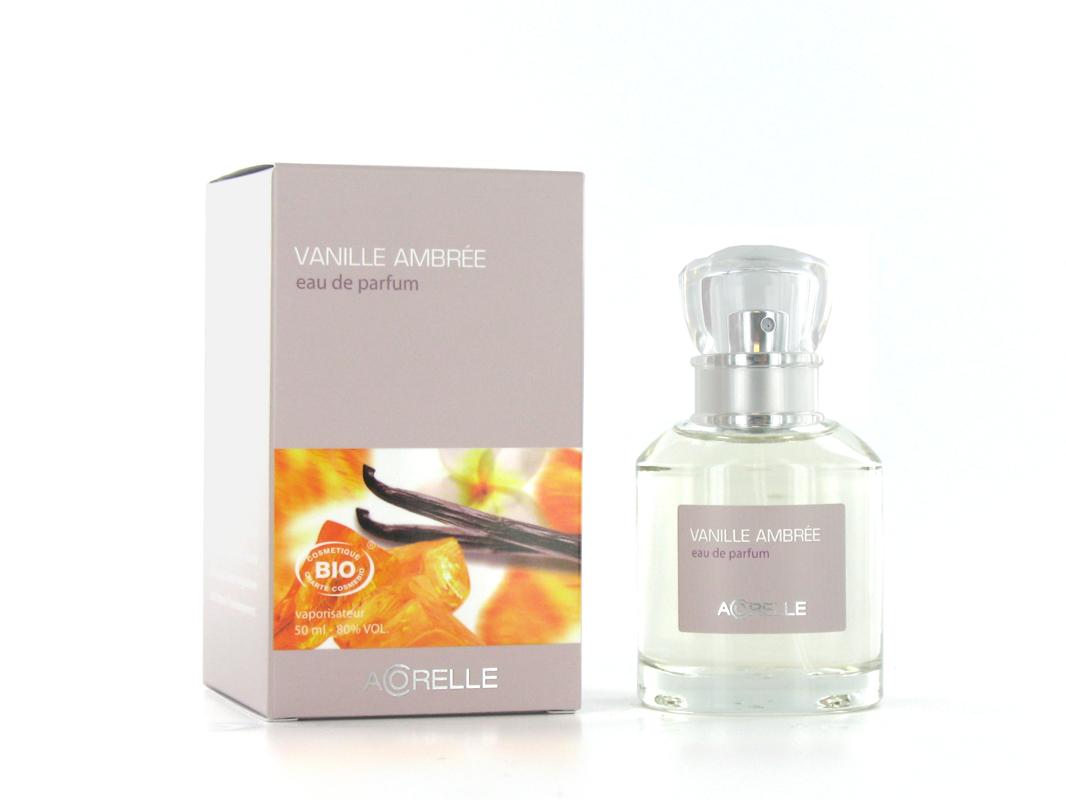 Acorelle Eau de Parfum Amber Vanilla