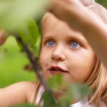 Barn skal kunne leke i hagen...