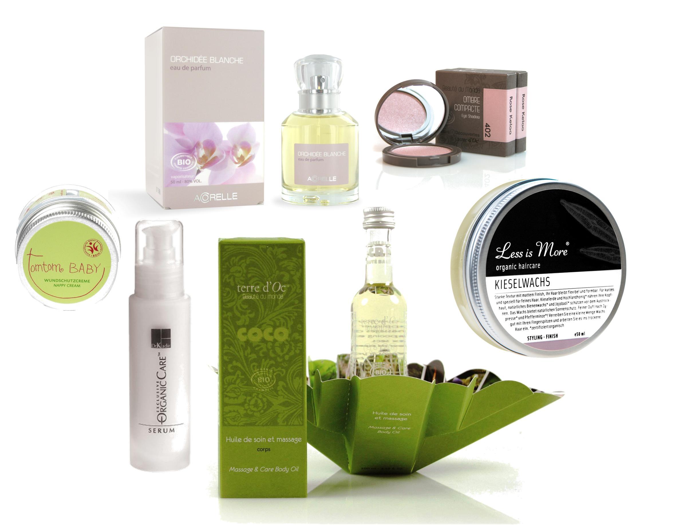 Økologisk kosmetikk fra Green Spirit