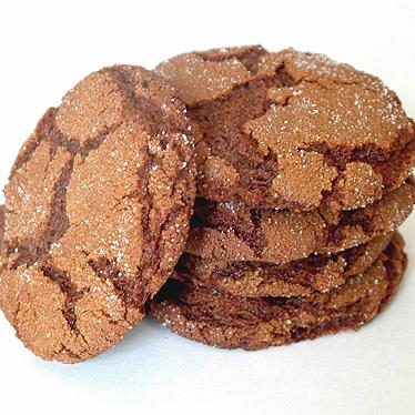 Melassecookies
