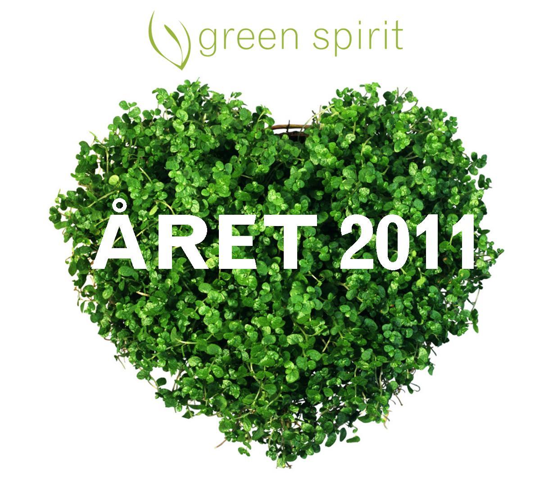 Greenspiritåret2011