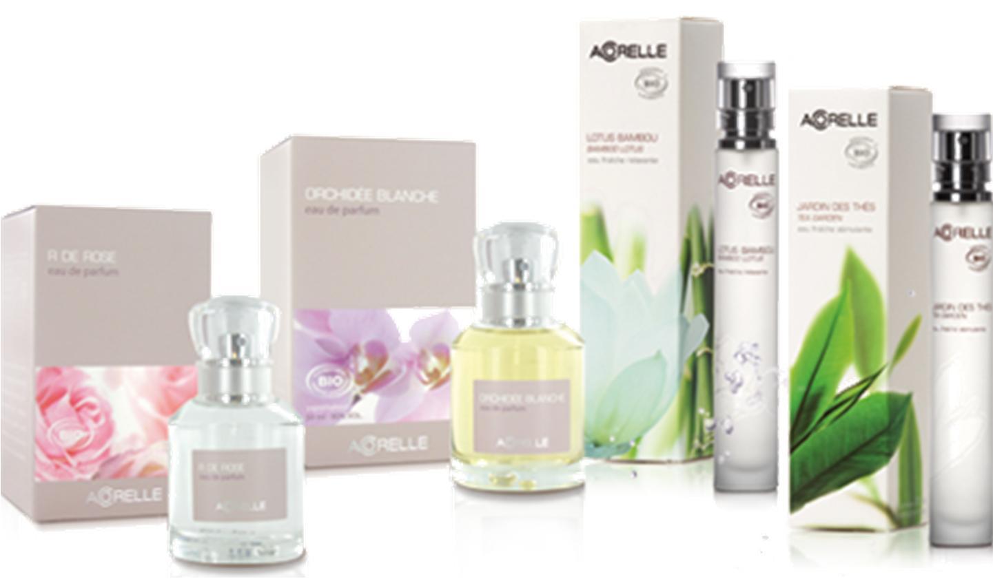 Acorelle økologiske parfymer