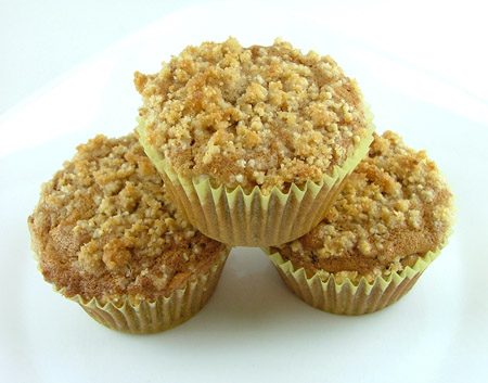 apple-cardamom-crumble-muffins