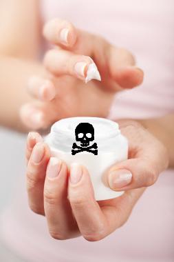farlige stoffer i kosmetikk