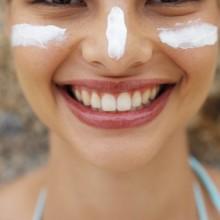 Unngå tidlig aldring av huden ved jevnlig bruk av solkrem!