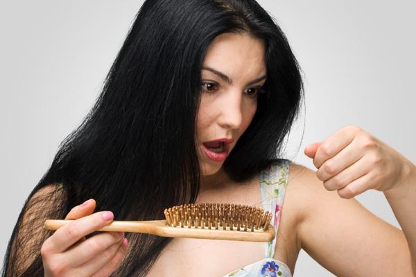 Hårtap hos kvinner