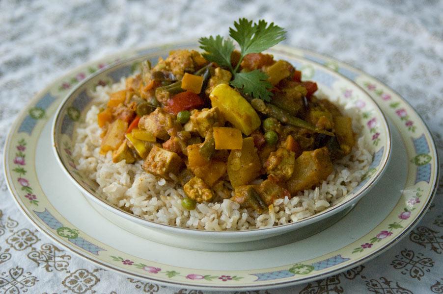 Vegetarcurry