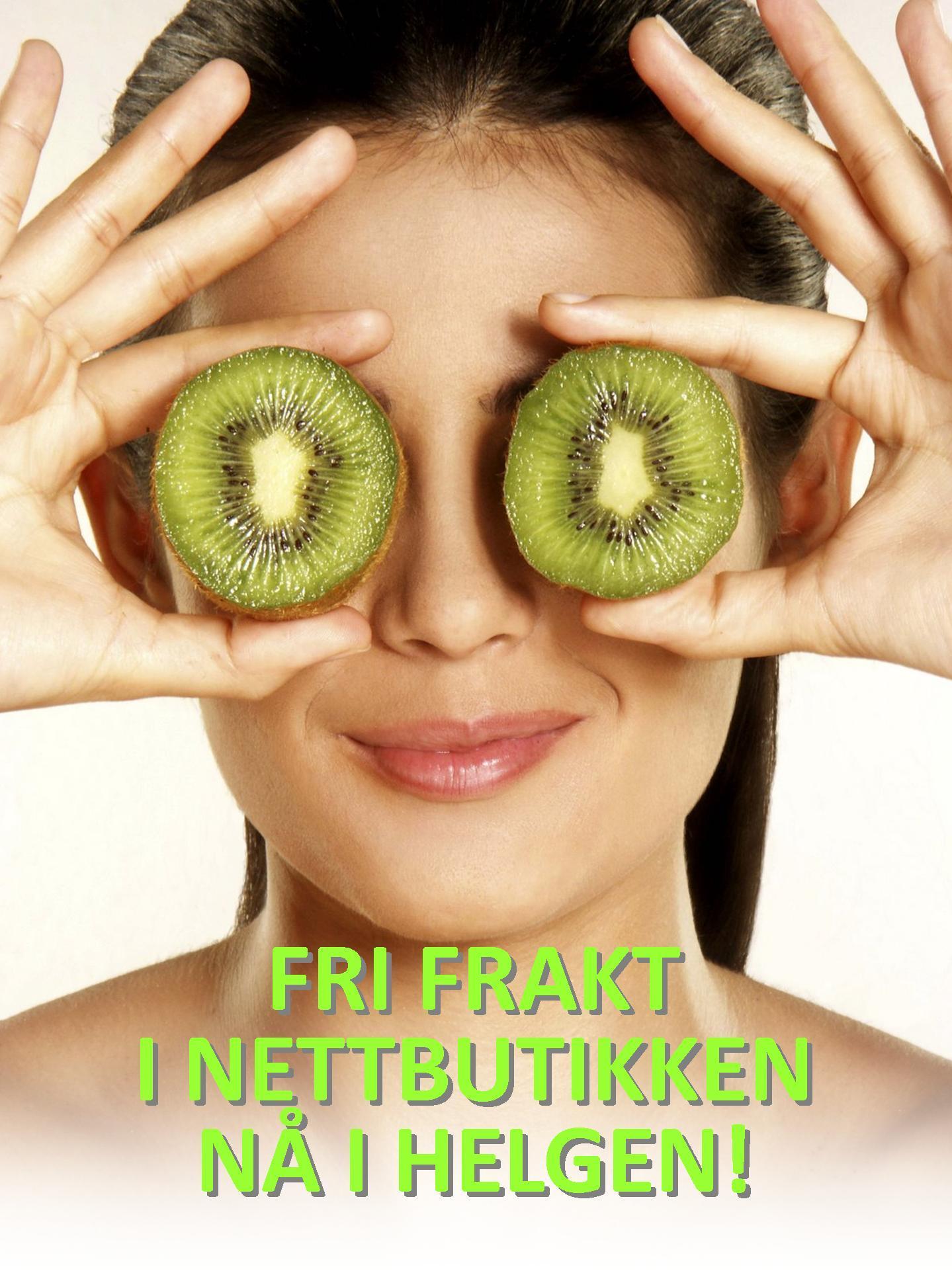 FRI FRAKT hos greenspirit.no