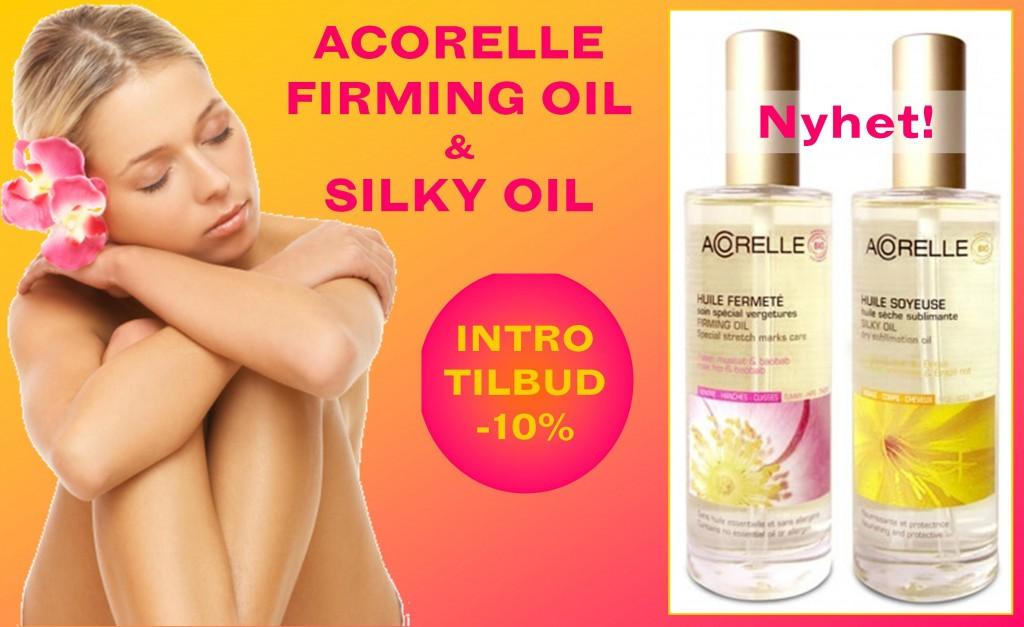 ACORELLE OILS