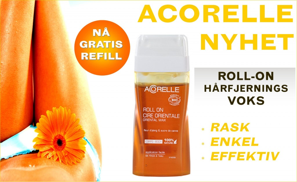 Acorelle Roll On Wax
