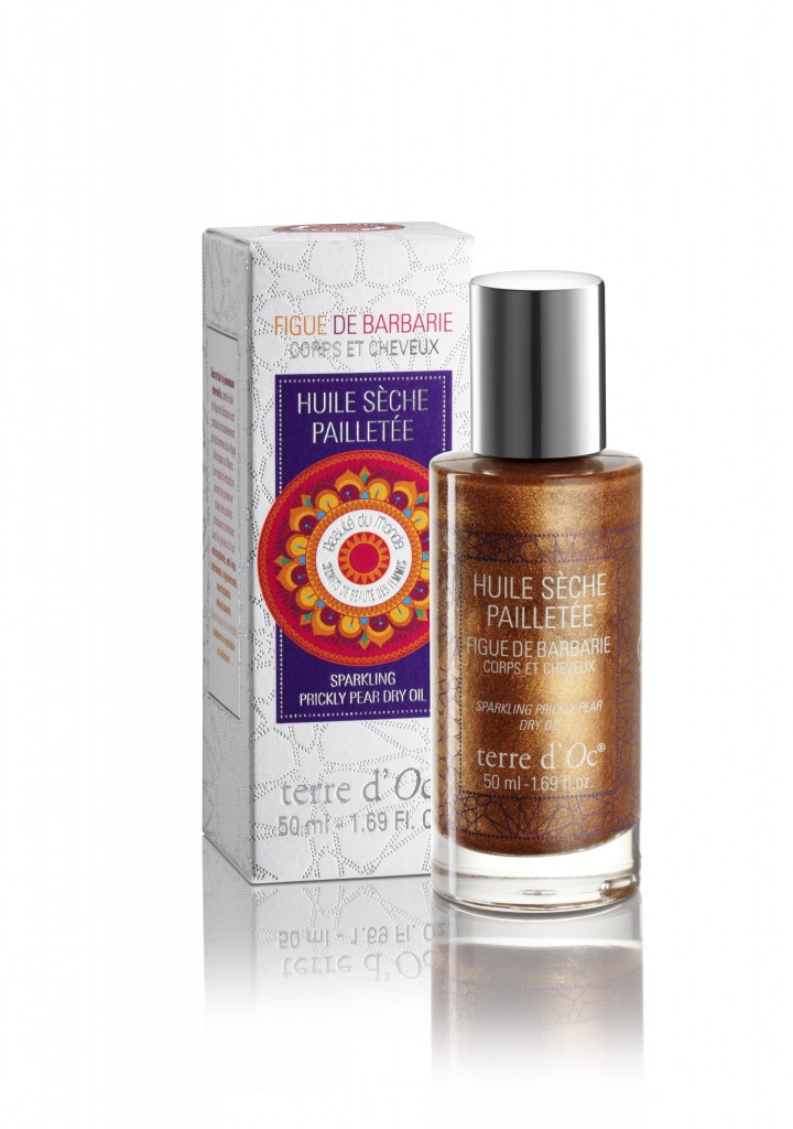 Oriental Fig Sparkling Dry Oil