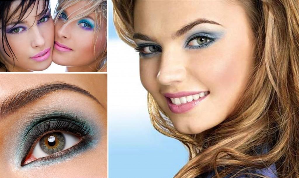Sommerlig Makeup
