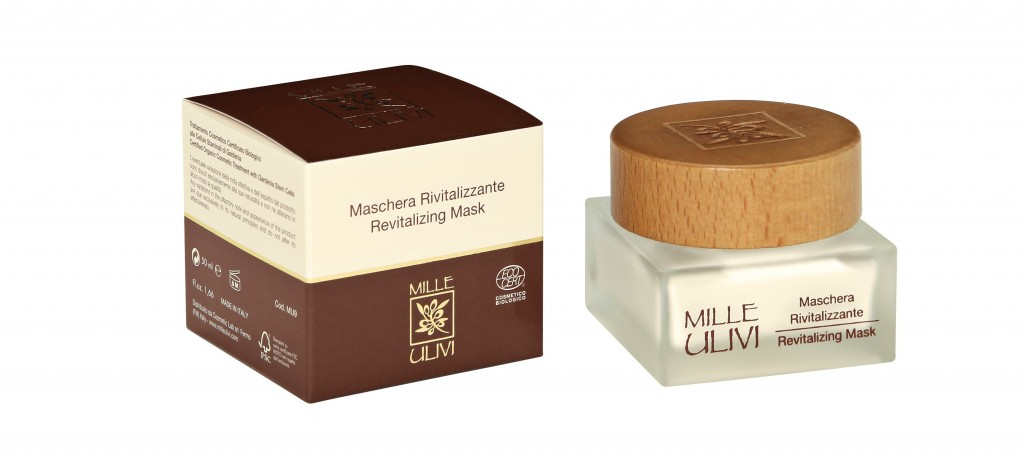Mille Ulivi Revitalizing Mask