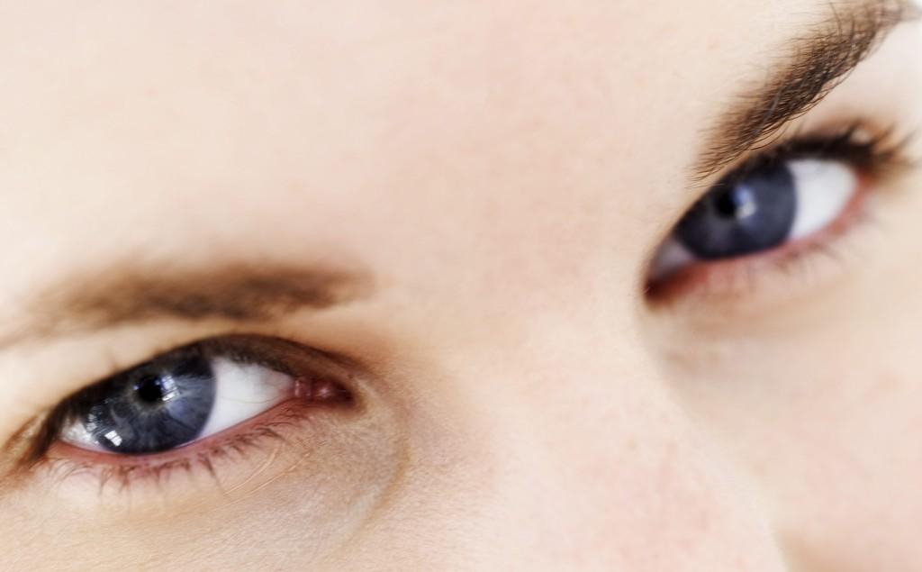 Friske øyne