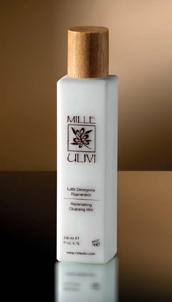 Mille Ulivi Replenishing Cleansing Milk