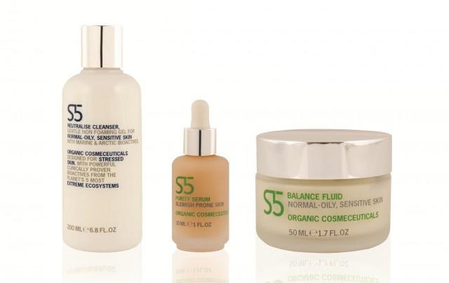 S5 Cosmecuticals - produkter mot akne