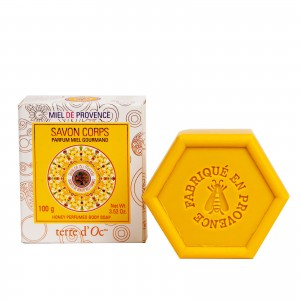 Terre d'Oc Honey Gentle Soap