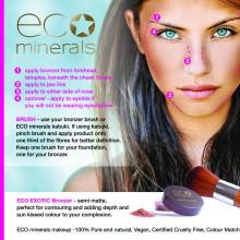 ECO minerals Bronzer