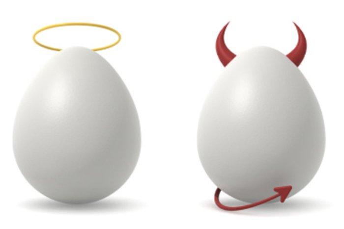 snill_og_slem_egg