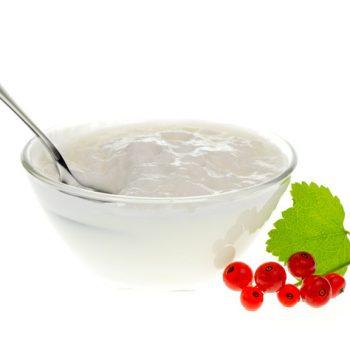 Slik lager du vegansk yoghurt selv!